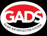 Glide Air Deflector System Logo